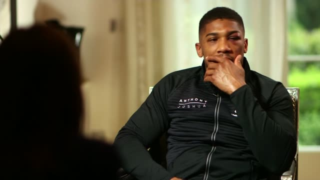 anthony joshua beats wladimir klitschko anthony joshua beats wladimir klitschko london anthony joshua interview sot i know where i've got to improve - anthony joshua boxer stock videos & royalty-free footage