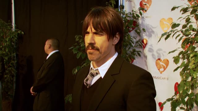 Anthony Kiedis at the 3rd Annual Musicares Map Fund Benefit Concert at Music Box Theater in Hollywood California on May 11 2007