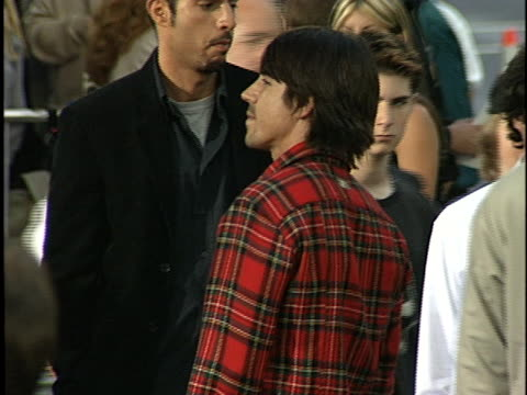 Anthony Kiedis at the One Hour Photo Premiere at Academy Theater Beverly Hills in Beverly Hills CA