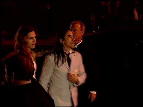 Anthony Kiedis of Red Hot Chili Peppers at the Warner Music Group 2007 Grammy Awards AfterParty at the Cathedral in Los Angeles California on...