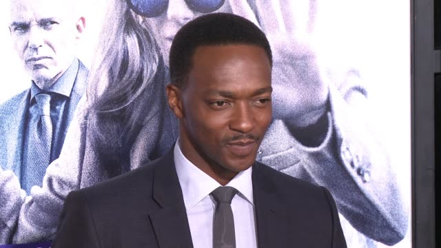 Anthony Mackie at the Our Brand Is Crisis Los Angeles Premiere at TCL Chinese Theatre on October 26 2015 in Hollywood California