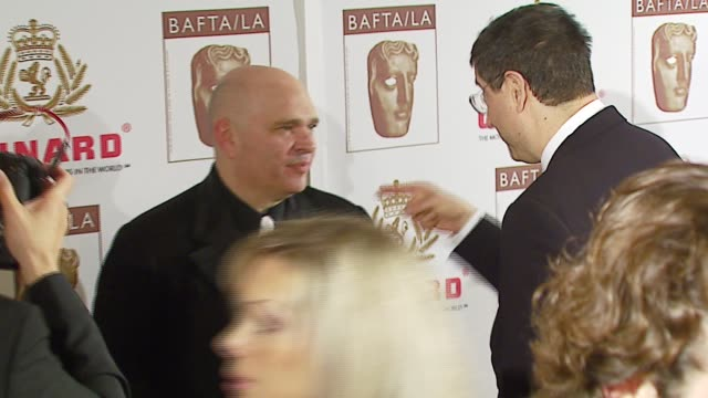 vidéos et rushes de anthony minghella at the 2006 bafta/cunard britannia awards at the hyatt regency century plaza hotel in beverly hills, california on november 2, 2006. - anthony minghella