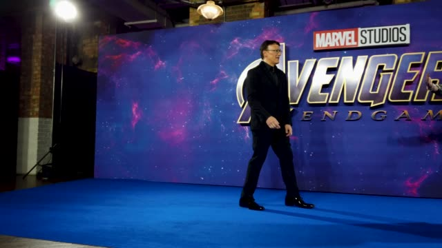 Anthony Russo during the 'Avengers Endgame' UK Fan Event at Picturehouse Central on April 10 2019 in London England