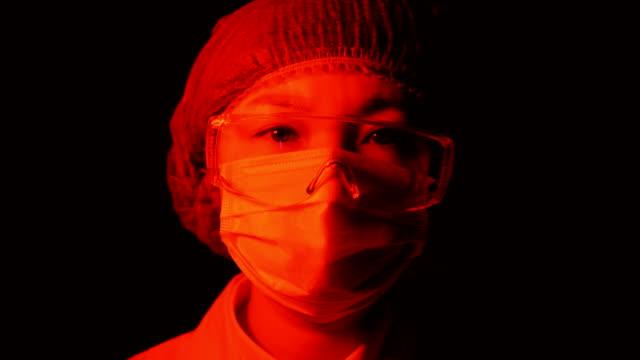 antiepidemisk personal - beta djurbeteende bildbanksvideor och videomaterial från bakom kulisserna