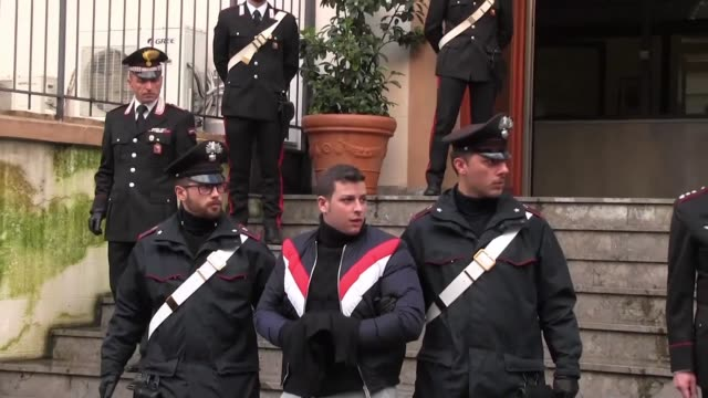 Anti mafia police say they have dealt a fresh blow to Italy's Cosa Nostra arresting seven suspected rising star mobsters after two of the organized...