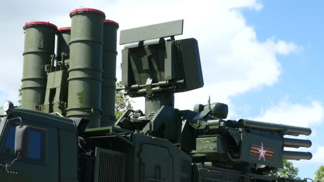 luftvärnssystem - luftvärn bildbanksvideor och videomaterial från bakom kulisserna