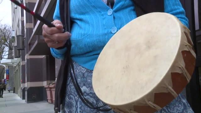 KTXL AntiDakota Access Pipeline Protesters in Sacramento