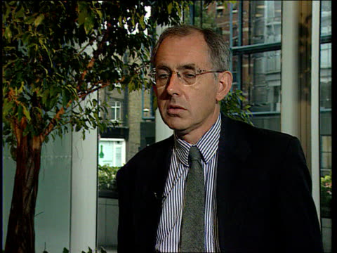 Iranians sought ITN Prof Fred Halliday intvwd SOT bombings will continue as long as Lebanon situation isn't resolved because that's where Iran's...