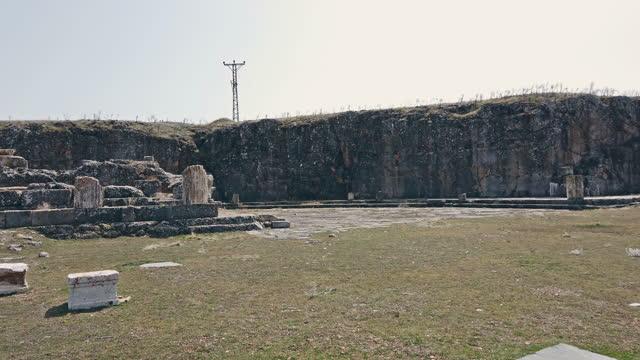 stockvideo's en b-roll-footage met antiochië van pisidia in yalvac, isparta, turkije - apostel