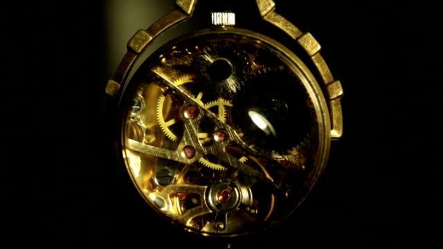 antique clock - machine part stock videos & royalty-free footage