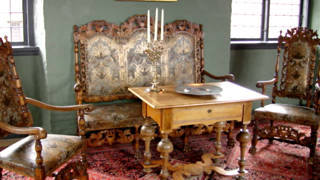 Antique furniture (HD)