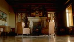 Antique manorial house.