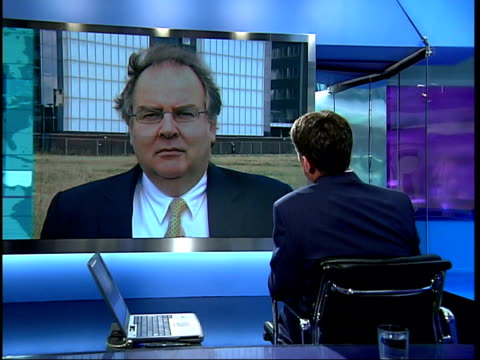confusion in government 2 way lord falconer interview sot that's completely innacurate / the prime minister has identified 12 strands of work that... - 16 17 years stock videos & royalty-free footage