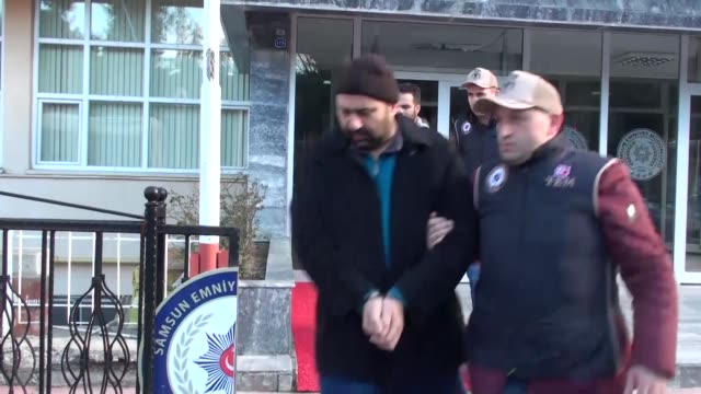 Antiterrorism police in Samsun northern Turkey have detained 12 Daeshlinked suspects on February 06 2017 The Iraqi origin suspects including one...