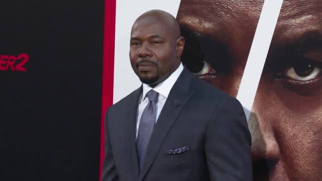Antoine Fuqua at the 'The Equalizer 2' Premiere at TCL Chinese Theatre on July 17 2018 in Hollywood California