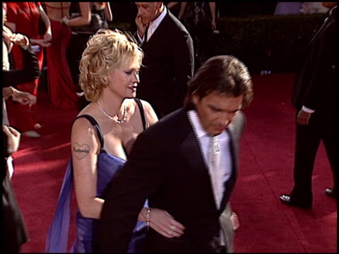 Antonio Banderas at the 2004 Emmy Awards Arrival at the Shrine Auditorium in Los Angeles California on September 19 2004