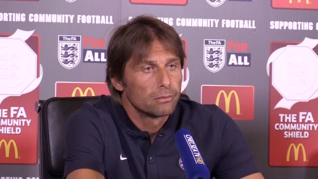 Antonio Conte discusses Neymar's transfer from Barcelona to PSG and emphasises that Eden Hazard wants to remain at Chelsea regardless of Real...