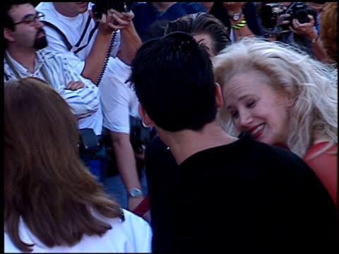 antonio sabato jr at the 'mission impossible' premiere on may 20, 1996. - antonio sabato jr. stock videos & royalty-free footage