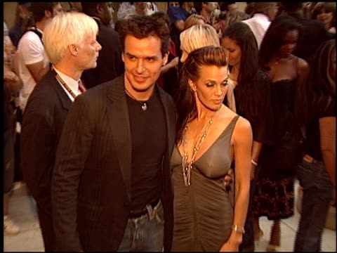 antonio sabato jr at the world music awards 2005 at the kodak theatre in hollywood, california on august 31, 2005. - antonio sabato jr. stock videos & royalty-free footage