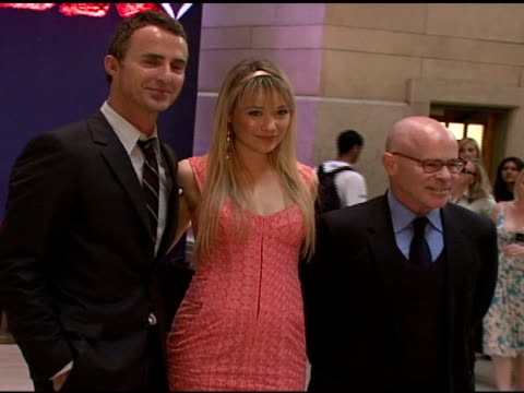 antony todd katrina bowden and guest at the a diamond is forever luncheon for antony todd at grand central station in new york new york on may 6 2008 - katrina bowden stock videos and b-roll footage