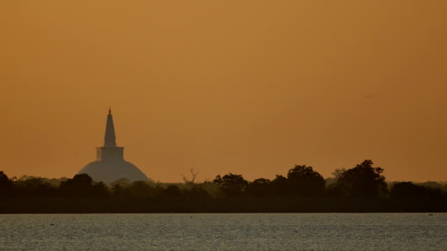 anuradhapura, sri lanka: 4k - sri lanka stock videos and b-roll footage