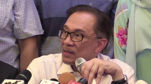 Anwar Ibrahim declares a new dawn for Malaysia has arrived after walking free from jail on Wednesday following his royal pardon