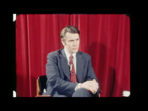 """steve biko verdict; england: london: int dr david owen interview sof - """"the new govt in s. africa really will now....apartheid policies"""". - racism stock videos & royalty-free footage"""