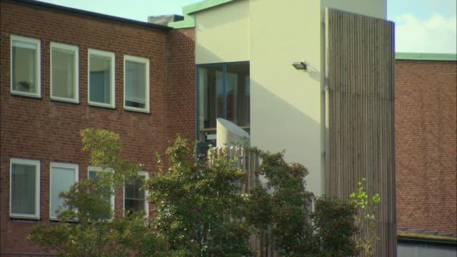 MS Apartment building exterior / Malmo, Sweden