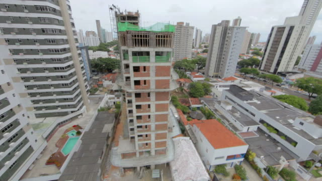 apartment construction in brazil