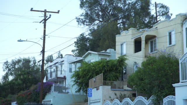Apartments in East Los Angeles - Day