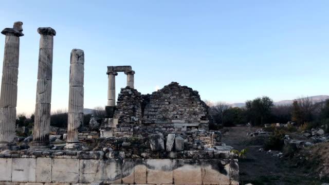 アフロディシアスなど古代都市 - 社会史点の映像素材/bロール