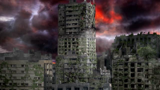 vidéos et rushes de apocalypse ville - apocalypse