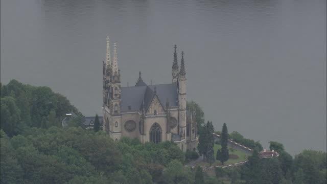 apollinariskirche - rhineland palatinate stock videos & royalty-free footage