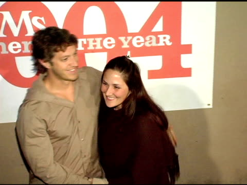 apollo yiamouyiannis and ricki lake at the ms magazine 2004 women of the year arrivals at spider club in los angeles, california on november 29, 2004. - house spider stock videos & royalty-free footage