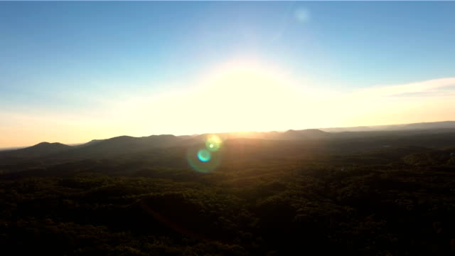appalachian wilderness sunrise in kentucky - appalachia stock videos and b-roll footage