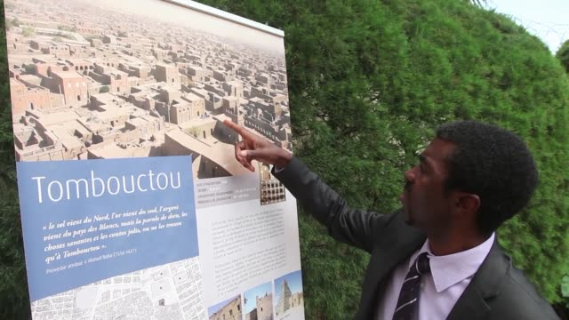 unesco applauds the international criminal court for jailing a malian jihadist who destroyed ancient shrines in timbuktu calling the sentence a major... - unesco stock videos & royalty-free footage