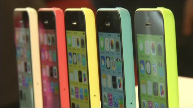 apple has celebrated a milestone the tech giant has now sold 1 billion iphones close - now open stock videos & royalty-free footage