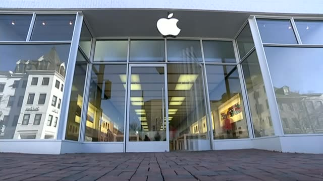 Apple ordered to repay 13 billion tax by European Commission DATE / LOCATION Apple store