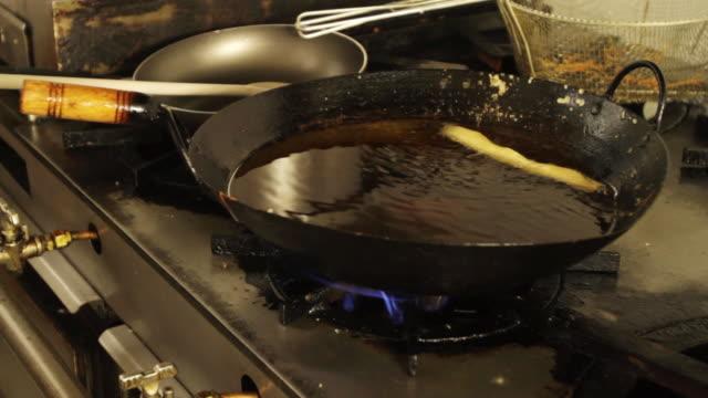 MS Apple pancake preparation / Sao Paulo, Brazil