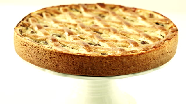apple pie - medium group of objects stock videos & royalty-free footage