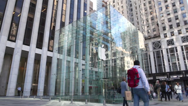 apple store - apple store stock videos & royalty-free footage