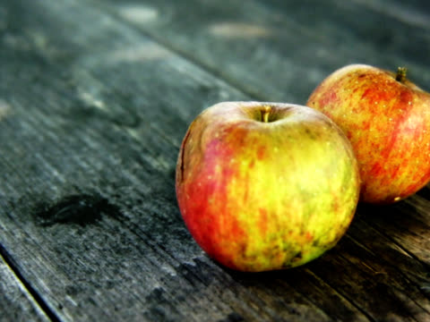 pal: apples - small group of objects stock videos & royalty-free footage