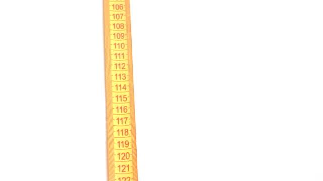 vidéos et rushes de régime d'abricot - tape measure