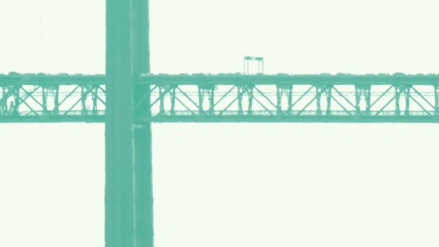 4 月 25 日橋 - 4月25日橋点の映像素材/bロール