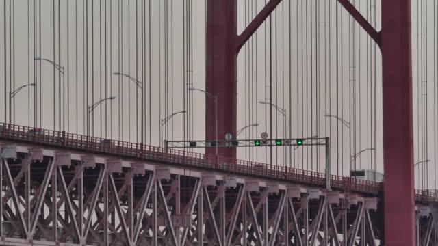 4月25日橋 - 4月25日橋点の映像素材/bロール