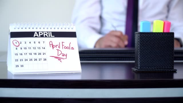 April Fool's Day - speciale dagen