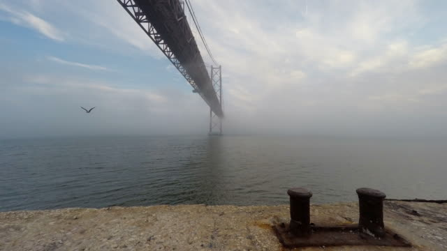 april25th ブリッジセカテドラル - 4月25日橋点の映像素材/bロール