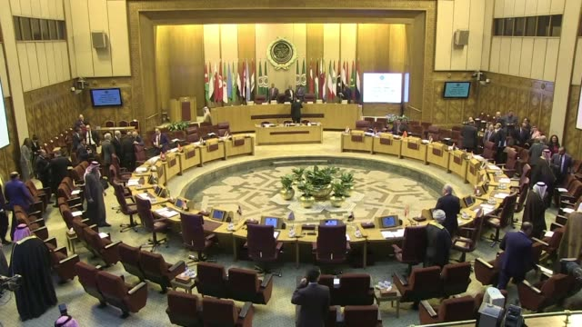 Arab foreign ministers call for the creation of a UN backed multilateral mechanism to help revive the stalled peace process between Israel and the...