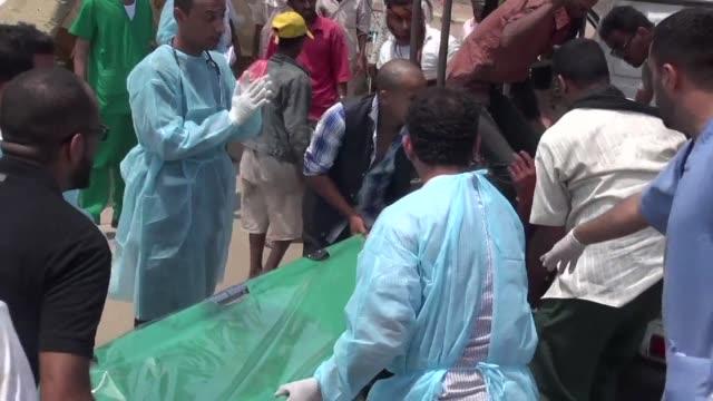 vídeos y material grabado en eventos de stock de arabia saudita que lidera la coalicion que desde el jueves bombardea posiciones de los rebeldes chiitas en yemen descarta por el momento una ofensiva... - jueves