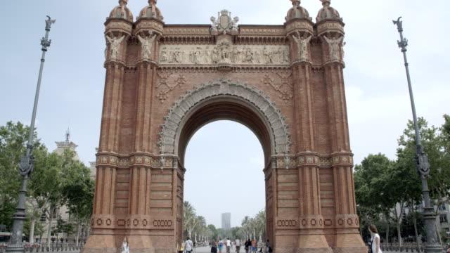 Arc de Triomf / Barcelona, Spain